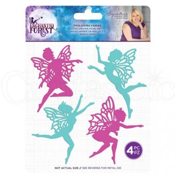 Enchanted Forest Frolicking Fairies