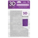 3D Embossing Folder Indian Summer