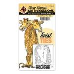 AI - Giraffe Twist Ties