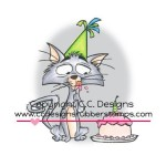 C.C. Designs Cupcake Kitty