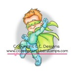 C.C. Designs Super Hero Henry