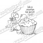 Cling Cupcake Ant