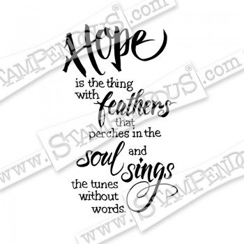 Cling Hope Sings