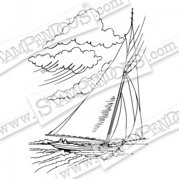 Cling Wind in Sails