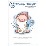 Whimsy Stamps Beardy Gnome