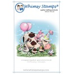 Whimsy Birthday Cow