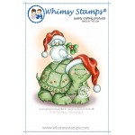 Whimsy Christmas Turtle & Dove