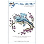 Whimsy Stamps Dreamy Dragon