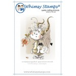 Whimsy Stamps Freddie