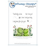 Whimsy Stamps Froggie Friends