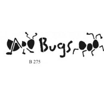 B275 Bugs Border