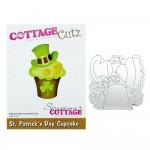 CC St Patrick's Day Cupcake