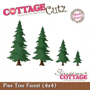 CC Pine tree Forest (4x4)