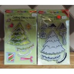 Stampendous Create Christmas set