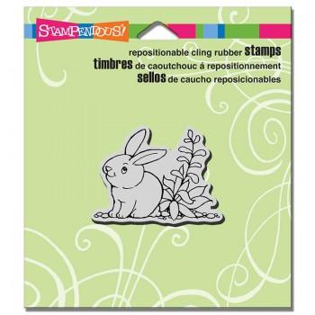 Cling Garden Hare