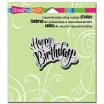 Cling Penned Birthday