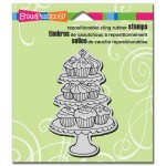 Cling Cupcake Tiers