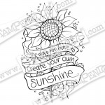 Cling Create Sunshine