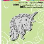 Cling Unicorn Rose