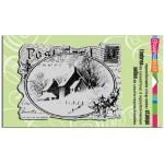 Cling Snowy Postcard