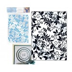 Embossing Folder Entwined Holly