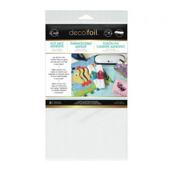 Deco Iron on transfer sheets