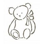 L9507 Victorian Bear