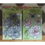 Stampendous Lovely Garden set