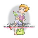 CC Designs Margarita Time