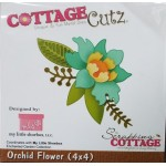 Cottage Cutz Orchid flower