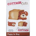 Cottage Cutz Puppy in a bag