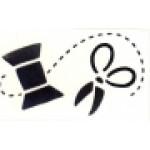 S746 Scissors with thread
