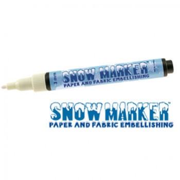 Marvy Snow Marker