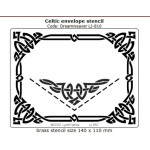 LJ810 Celtic envelope