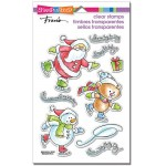 Stampendous Holiday Skate set