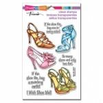 Stampendous Shoe Sense