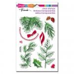 Cling Christmas Greenery